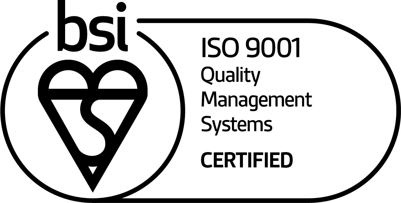 ISO 9001:2000, Certificate Number FM27105